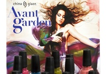 China Glaze - Avant Garden / On Shelf - March 1, 2013