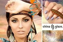 China Glaze - On The Horizon / On Shelf - August 2013