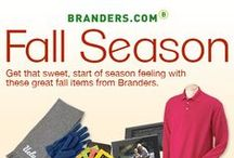 Fall Season / Take an autumn nostalgic trip with our lowest-priced premium items. / by Branders.com