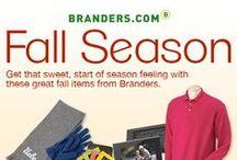 Fall Season / Take an autumn nostalgic trip with our lowest-priced premium items.