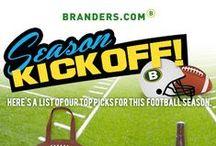 Football Season / by Branders.com