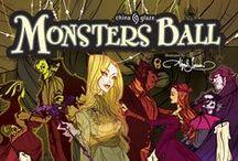 China Glaze - Monsters Ball / On Shelf - October 2013