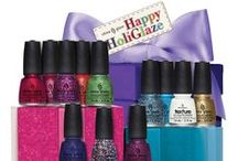 China Glaze - Happy HoliGlaze  / On Shelf November 2013