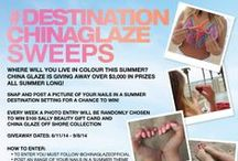 China Glaze Contests / China Glaze Contests, Sweepstakes and Giveaways