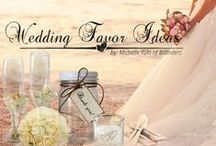 Wedding Favor Ideas / Items for your special day! by Michelle Yulo of Branders.com