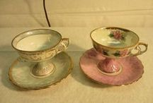 Jamine's Vintage China / vintage china, linens, and furniture for use in catering events