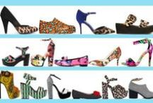 LEOPARD PRINT SHOES and more / Printed shoes are one of the hottest trends for this year and beyond.