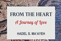 FROM THE HEART A Journey of Love / Official Release October 16, 2014 in Paperback & Kindle Formats on Amazon Worldwide and with Major Booksellers. http://goo.gl/LbYMYP