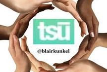 My Tsu Family / This is a board dedicated to my family on the new Tsu social media network.  Tsu is the only network that pays you for your social activity.  To become a member of my family please use this invite:  https://www.tsu.co/blairkunkel