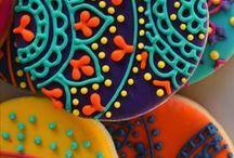 Galletas / decoración y diferentes tipos de galletas
