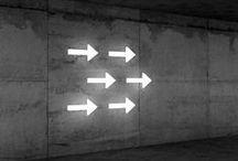 singage, wayfinding, space arrangement, installations, exhibitions