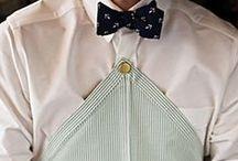 uniforms and vintage aprons
