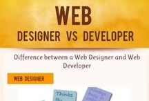 Web Development / Please enjoy my board of all things related to web development! Feel free to share my pins to your boards if you like them!  Need help getting your content out there? Visit:  http://blairkunkel.weebly.com/hire-me.html