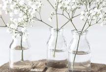 INTERIOR / Flower decoration