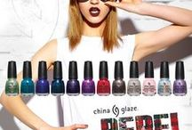 China Glaze - Rebel / RAGE AGAINST THE BASIC MANICURE  Break the Rules with 1990s Inspired Fall 2016 Collection 'Rebel'  Live out loud – and in colour – with the China Glaze® Rebel collection, available in August 2016 at Ulta and Sally Beauty Supply