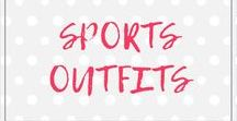 Kids Sports Outfits / Shirts for the sports loving kids in your life!