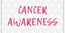 Cancer Awareness Shirts / Shirts for team runs, to proudly wear or to support your loved ones through their fight!