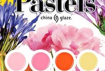 China Glaze Pastels