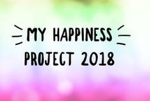 my happiness project~2018