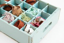 Organize / by {Bicknell Bliss}