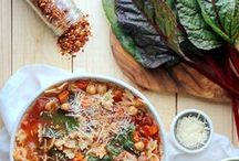 Yum | Soup & Bread