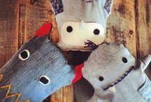 Crafty and DIY / by Heather McCaw Kerley