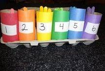 Preschool Ideas / by Alyssa Skahill