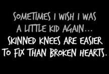 Broken Hearts :o( / by Laura Cook