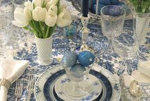 table covers and overlays / by Tam