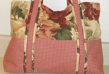 Bags to Make, Crochet & Sew / Crochet bag / by Barb Triplett-Brown