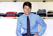 Men: Dress for Success / How the stylish men of EmploymentGuide.com look the part / by EmploymentGuide.com