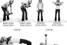 I workout! / by Zachira Castro
