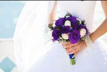 Wedding Flowers / Wedding flower inspiration from the hitched.co.za galleries