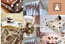 Wedding Moodboards / Moodboards created by hitched.co.za brides and grooms
