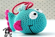 Crochet Toys / by Denise Fisher