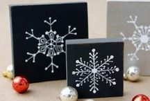Christmas/Winter Decor / by Bethany Fink
