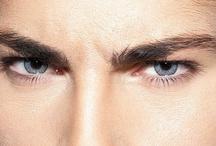 Men - eyes