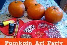 Halloween ideas / by Anita Cappuccino