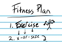 Fitness/Health/Beauty / by Laura Cook