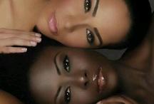MUA Gems / Make up Ideas & MUA tips for women of color