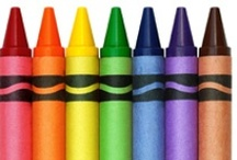 Crayons are Stress Relievers! / by Laura Cook