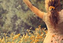 flowers in our hair  / And romanticized the time I saw flowers in your hair