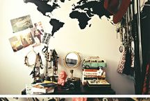 Decor / If I could change it everyday I would.  / by Alyssa Naylor