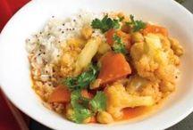 Food: Meatless Mains / Vegetarian main dishes