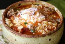 Food: Soups / by Grace