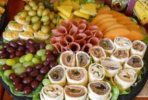 Hors d'oeuvres / by Tam