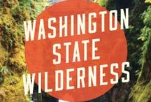 Washington // Travel & Vacation Guide & Ideas / Rainforests, water falls, mountains and the Pacific.