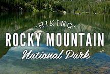 Colorado // Travel & Vacation Guide & Ideas / Scenic doesn't even begin to describe the beauty of Colorado.