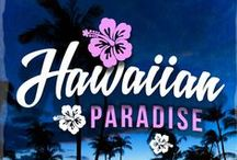 Hawaii // Travel & Vacation Guide & Ideas / Aloha! Volcanoes and tropical rainforests and beaches await!