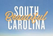 South Carolina // Travel & Vacation Guide & Ideas